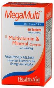 HealthAid MegaMulti Tablets Pack of 30