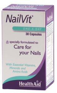 HealthAid NailVit Capsules Pack of 30