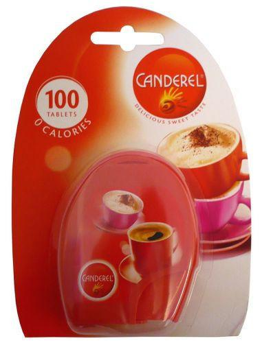 Canderel Sweetener Tablets Pack of 100