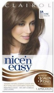 Clariol Nice n Easy Natural Medium Ash Brown 5A (formerly 117A)