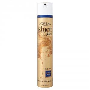 L'Oreal Elnett Supreme Hold Hairspray 400ml