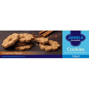 Juvela Gluten Free Cookies Cinnamon 125g