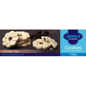 Juvela Gluten Free Cookies Chocolate 125g