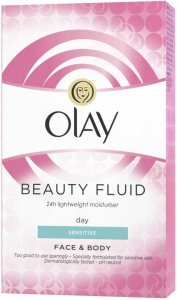 Olay Essentials Beauty Fluid Sensitive 100ml