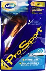 Scholl Prosport Elasticated Ankle medium