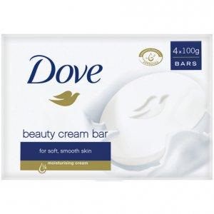 Dove Beauty Bar Original 100g Pack of 4