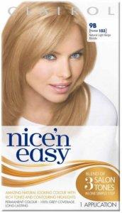 Clairol Nice n Easy Natural Light Beige Blonde 9B (formerly 103)