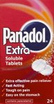 Panadol Extra Soluble Tablets Pack of 24
