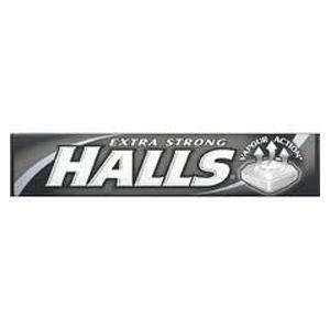 Halls Lozenges Extra Strong