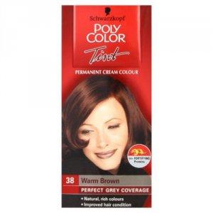Polytint Conditioning Shampoo Medium Warm Brown 38