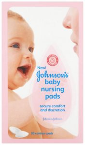 Johnsons Baby Nursing Pads Pack of 30