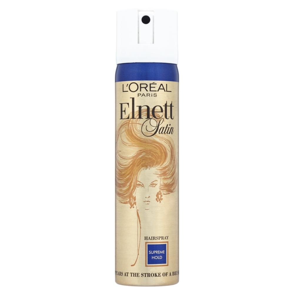 L'Oreal Elnett Supreme Hold Hairspray 75ml