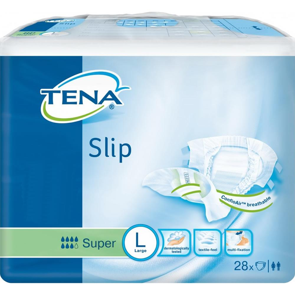 TENA Slip Super Large Pack of 28