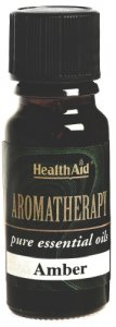 HealthAid Amber Essential Oil 10ml