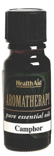 HealthAid Camphor Essential Oil 10ml