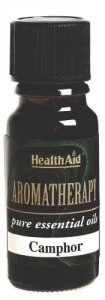 HealthAid Camphor Essential Oil 10ml