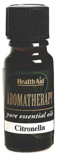 HealthAid Citronella Essential Oil 10ml
