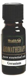 HealthAid Geranium Essential Oil 10ml
