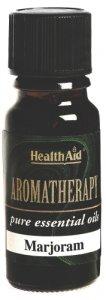 HealthAid Marjoram Essential Oil 10ml