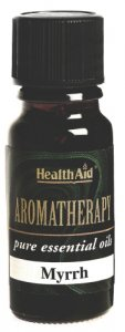 HealthAid Myrrh Essential Oil 10ml