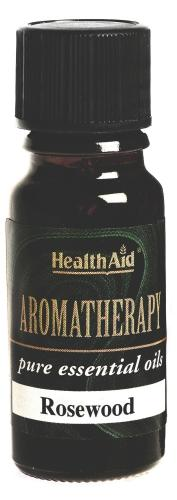 HealthAid Rosewood Essential Oil 10ml