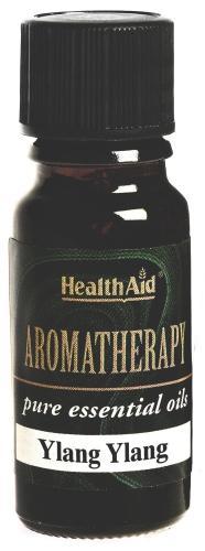 HealthAid Ylang Ylang Essential Oil 10ml