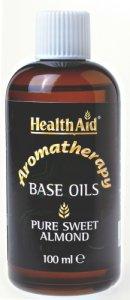 HealthAid Massage Oils Sweet Almond Oil 100ml