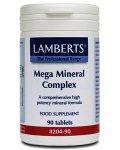 Lamberts Mega Mineral Complex Tablets Pack of 90
