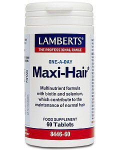 Lamberts Maxi-Hair Tablets Pack of 60