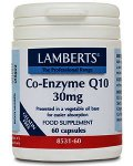 Lamberts Co-Enzyme Coq10 Capsules 30mg Pack of 60