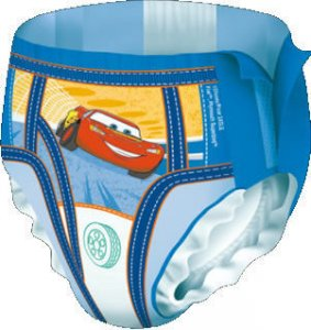 Huggies Pull-Ups Boy Size 4 Pack of 16