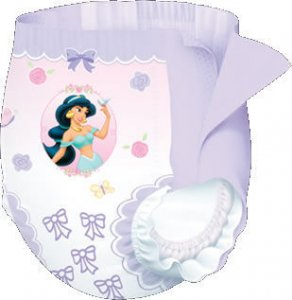 Huggies Pull-Ups Girl Size 4 Pack of 16