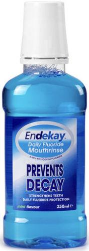 Endekay Fluoride Mouthrinse Daily 250ml