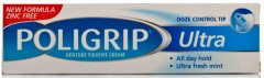 Poligrip Denture Fixative Cream Ultra 40g