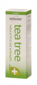 Nelsons Creams Tea Tree 30g