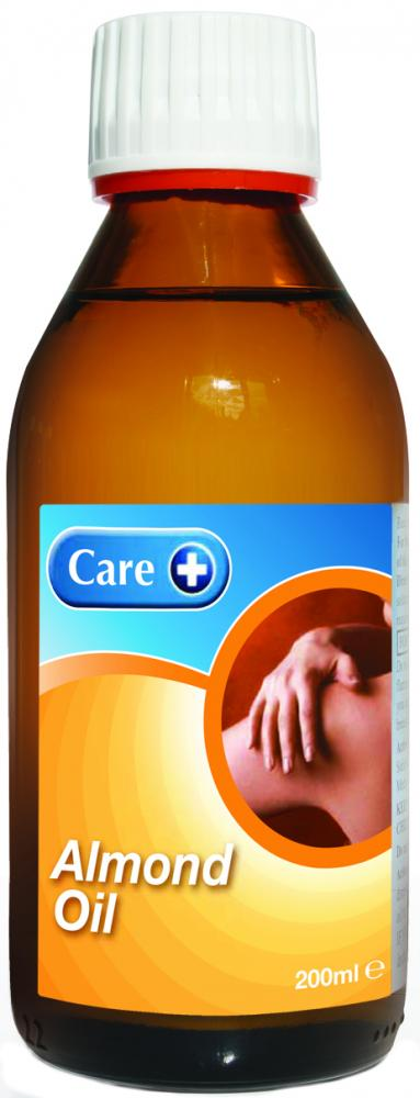 Care Almond Oil 200ml