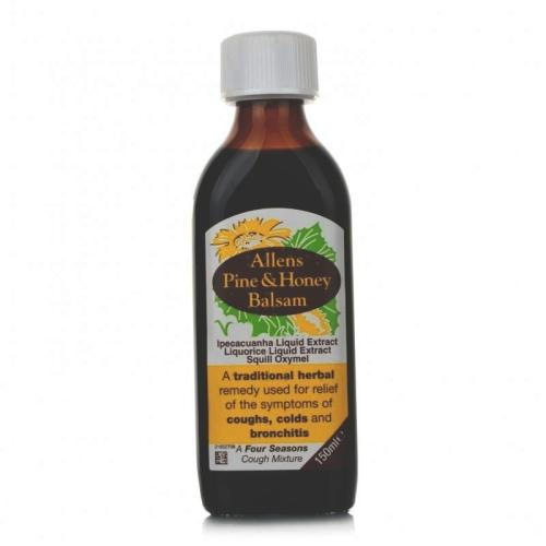 Allens Pine & Honey Balsam 150ml