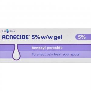 Acnecide 5% w/w Gel 60g