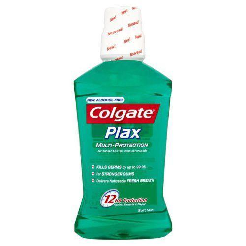 Colgate Plax Soft Mint Alcohol Free Mouthwash 500ml