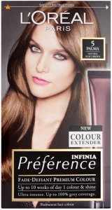 L'Oreal Preference Palma Natural Light Brown 5