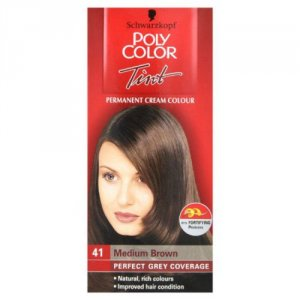 Polytint Conditioning Shampoo Natural Medium Brown 41