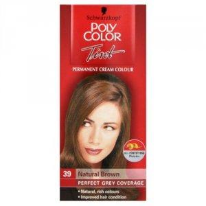Polytint Conditioning Shampoo Natural Light Brown 39