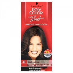 Polytint Conditioning Shampoo Natural Dark Brown 43