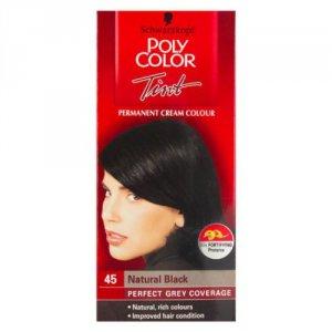 Polytint Conditioning Shampoo Natural Black 45