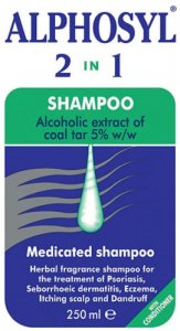 Alphosyl 2 in 1 Medicated Shampoo 250ml