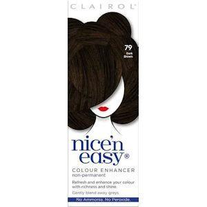 Clairol Nice n Easy Colour Enhancer Non Permanent Dark Brown 79