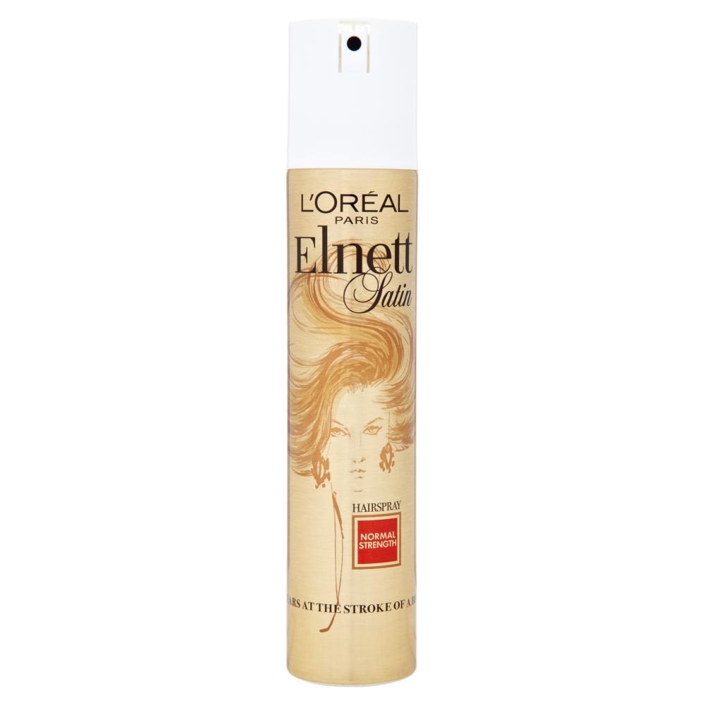 L'Oreal Elnett Normal Strength Hairspray 200ml