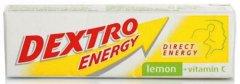 Dextro Energy Lemon Flavoured Tablets 47g