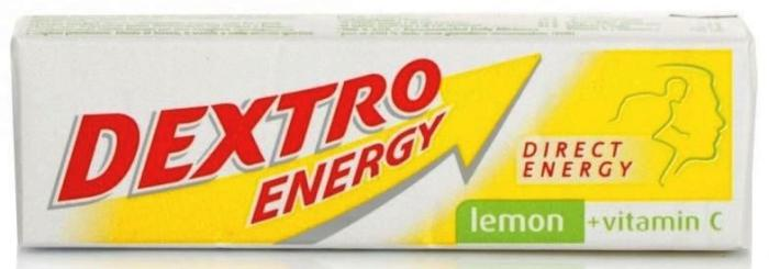 Dextro Energy Lemon Flavoured Tablets 47g