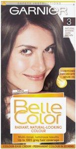 Garnier Belle Colour Cream Gel Intense Dark Brown 3